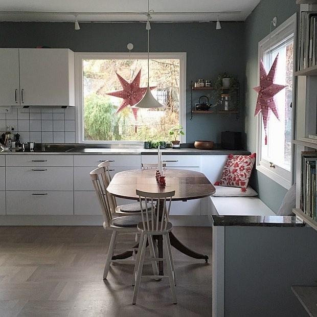 Kitchen Island Christmas Decor: Christmas Kitchen : 75+ Creative Kitchen Decorating Ideas