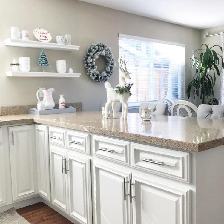 Christmas Kitchen : 75+ Creative Kitchen Decorating Ideas