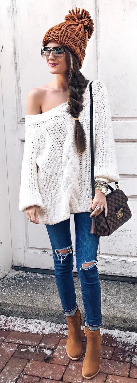 60 Trendy Fall Outfits Ideas To Look Like A Diva