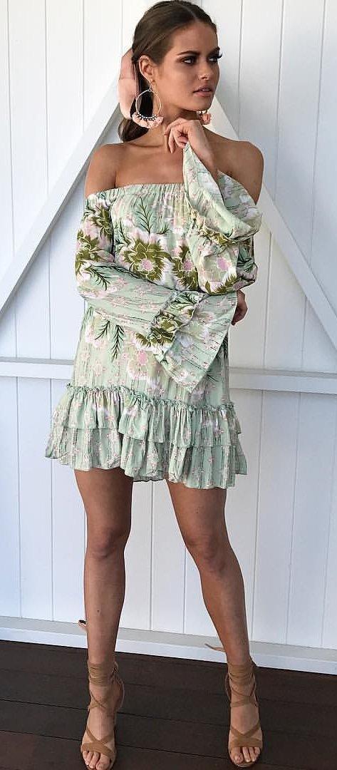 Alissa Mini Dress