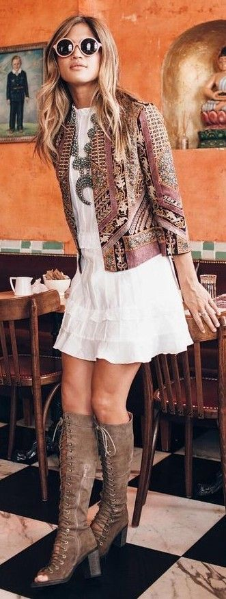 Boho Lovely Outfit