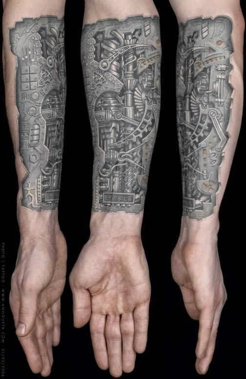 Unique Forearm Tattoos You Should Know