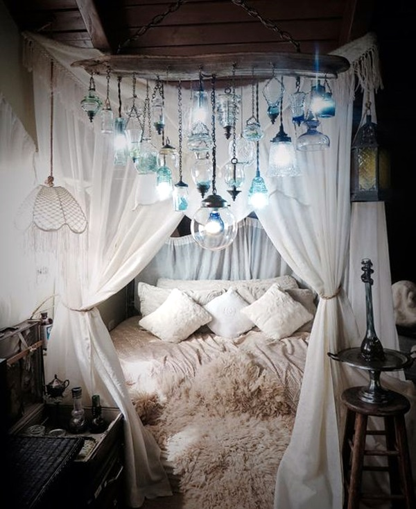 40 Beautiful Wedding First Night Bedroom Decoration Ideas