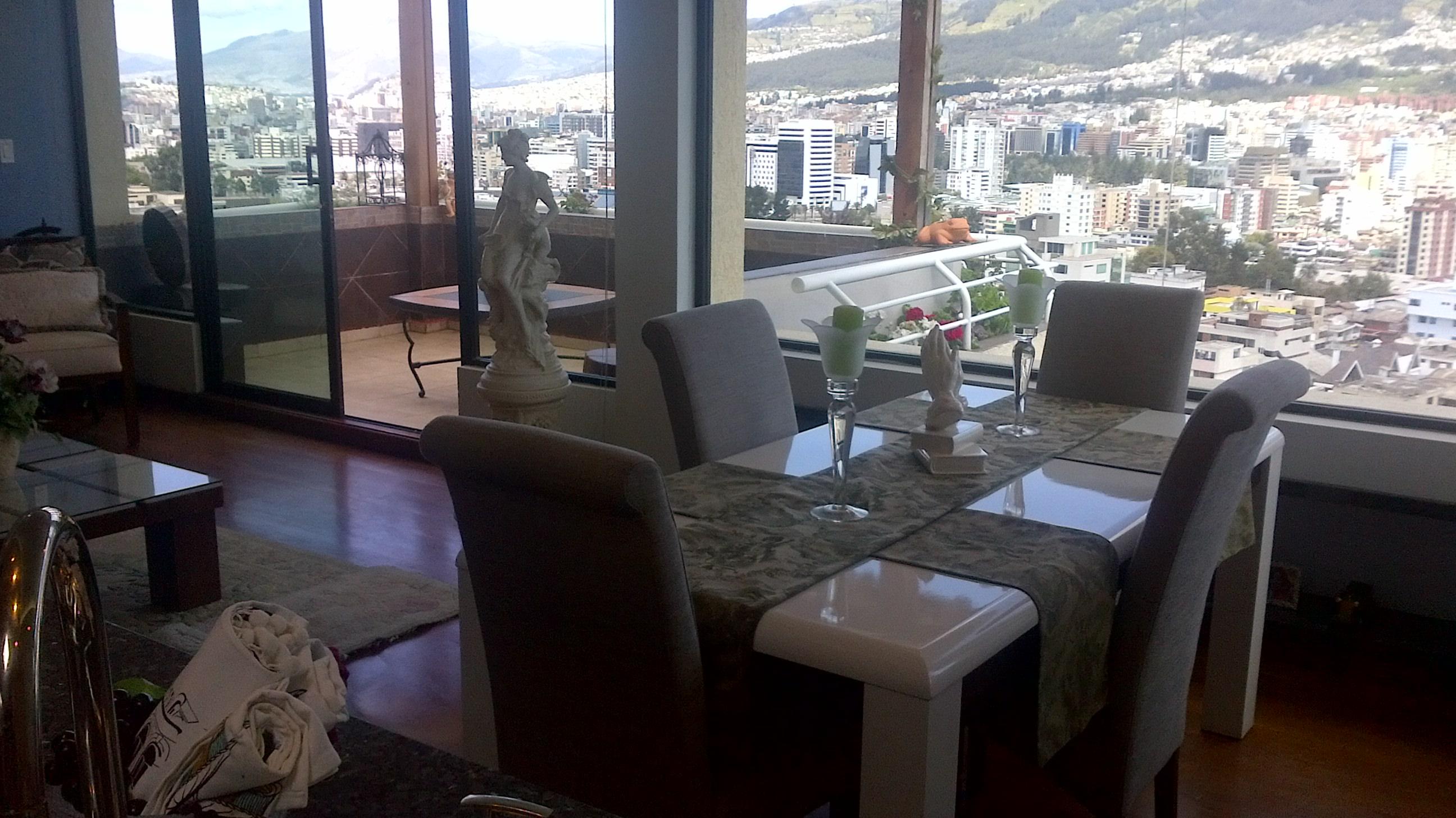 Penthouse Batan Alto en Quito de venta 250000