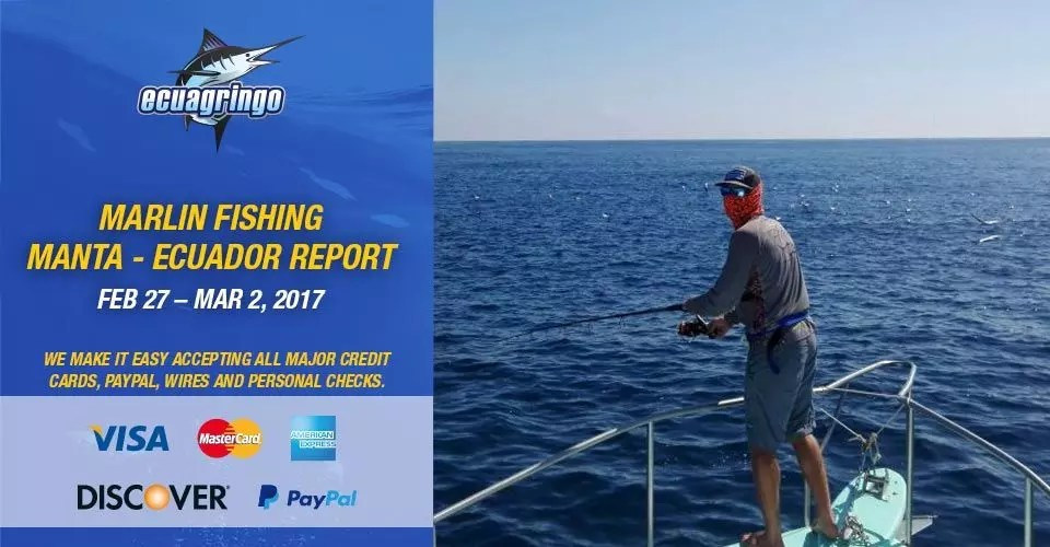 Galapagos Marlin & Tuna Fishing Report, February 27 – March 2, 2017