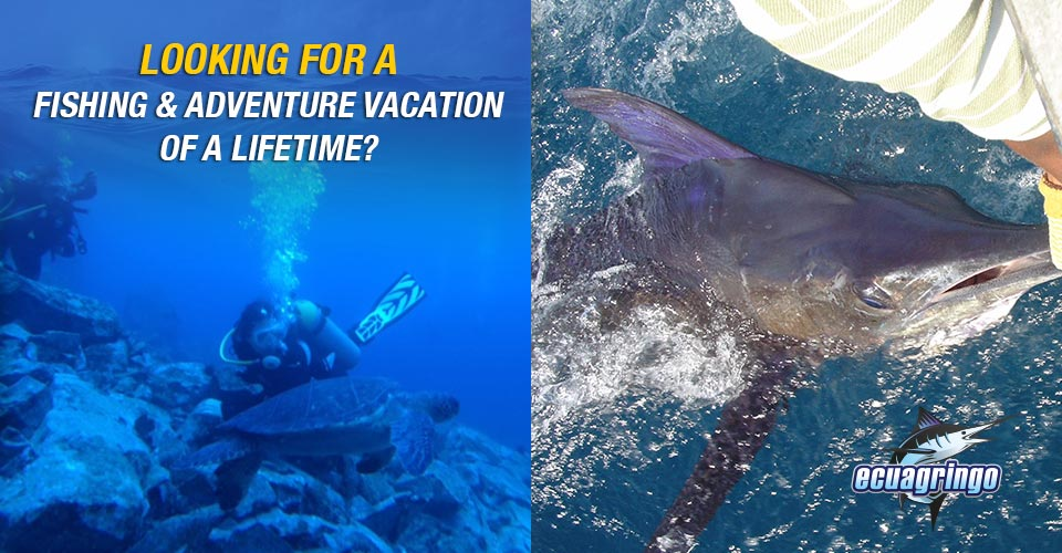 Looking for a Fishing & Adventure Vacation of a Lifetime?