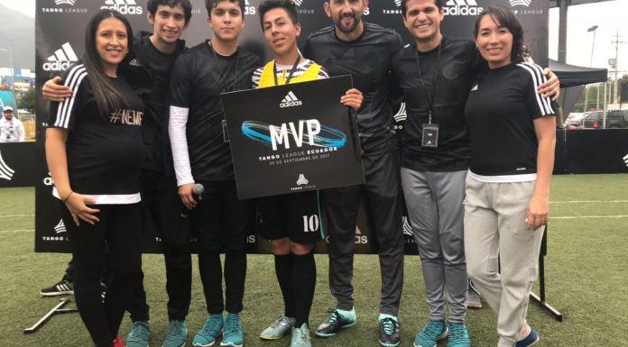 adidas Tango League Ecuador