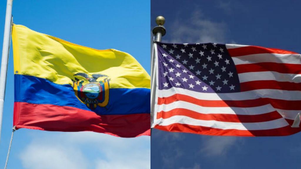 Resultado de imagen para relaciones eeuu y ecuador