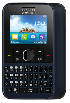 Alcatel One Touch 3022 G - EcuRed