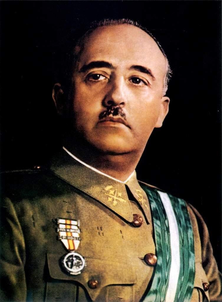 Francisco Franco - EcuRed