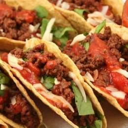Tacos al pastor  EcuRed