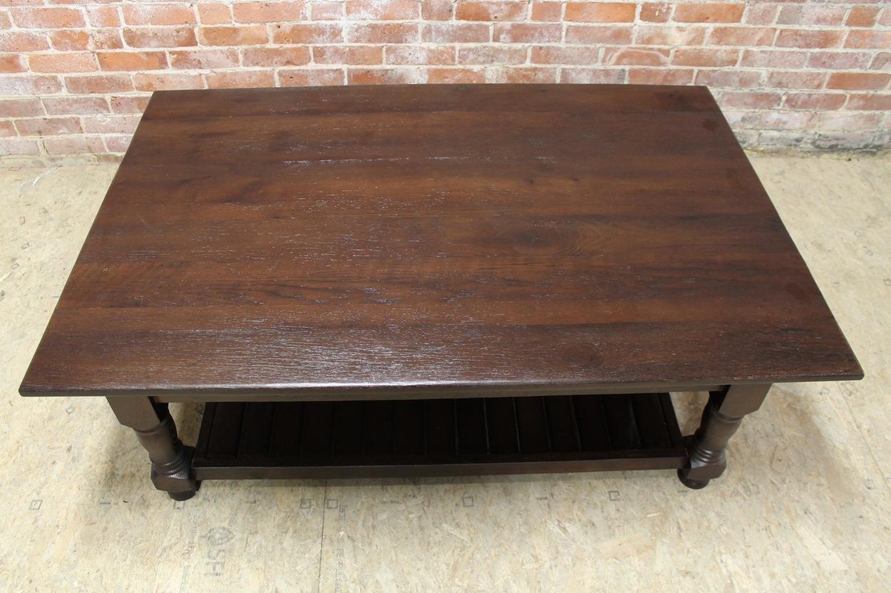 Durable Oak Coffee Table