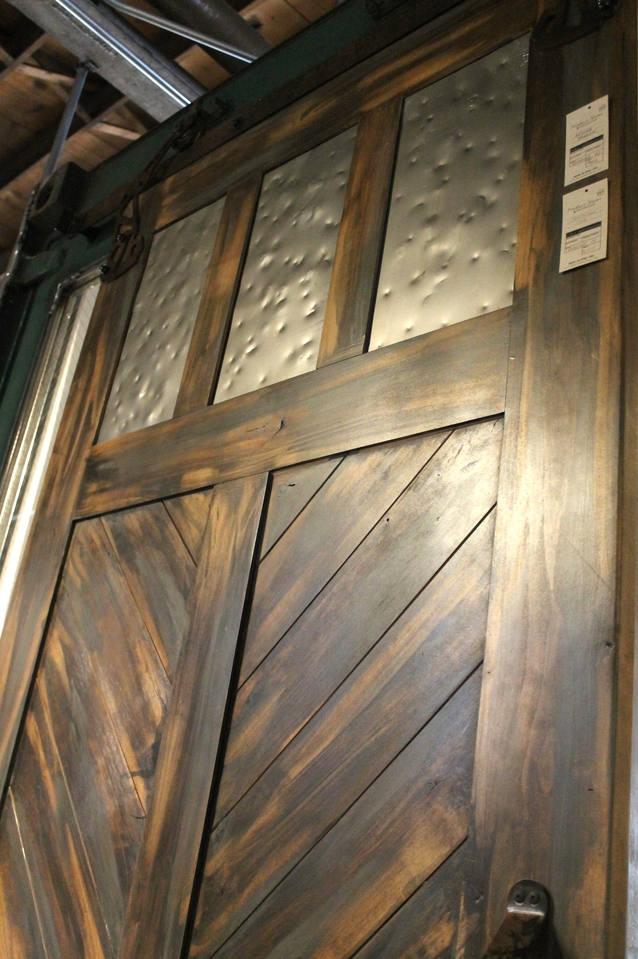 Sliding Barn Doors  ECustomFinishes