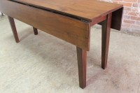 Farm Table with drop leaves - ECustomFinishes
