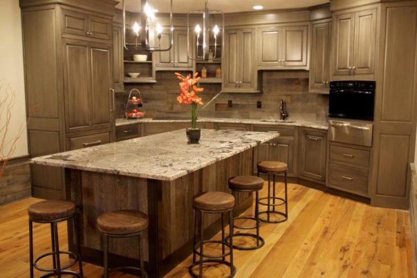 kitchen island with drop leaf beadboard cabinets farmhouse islands