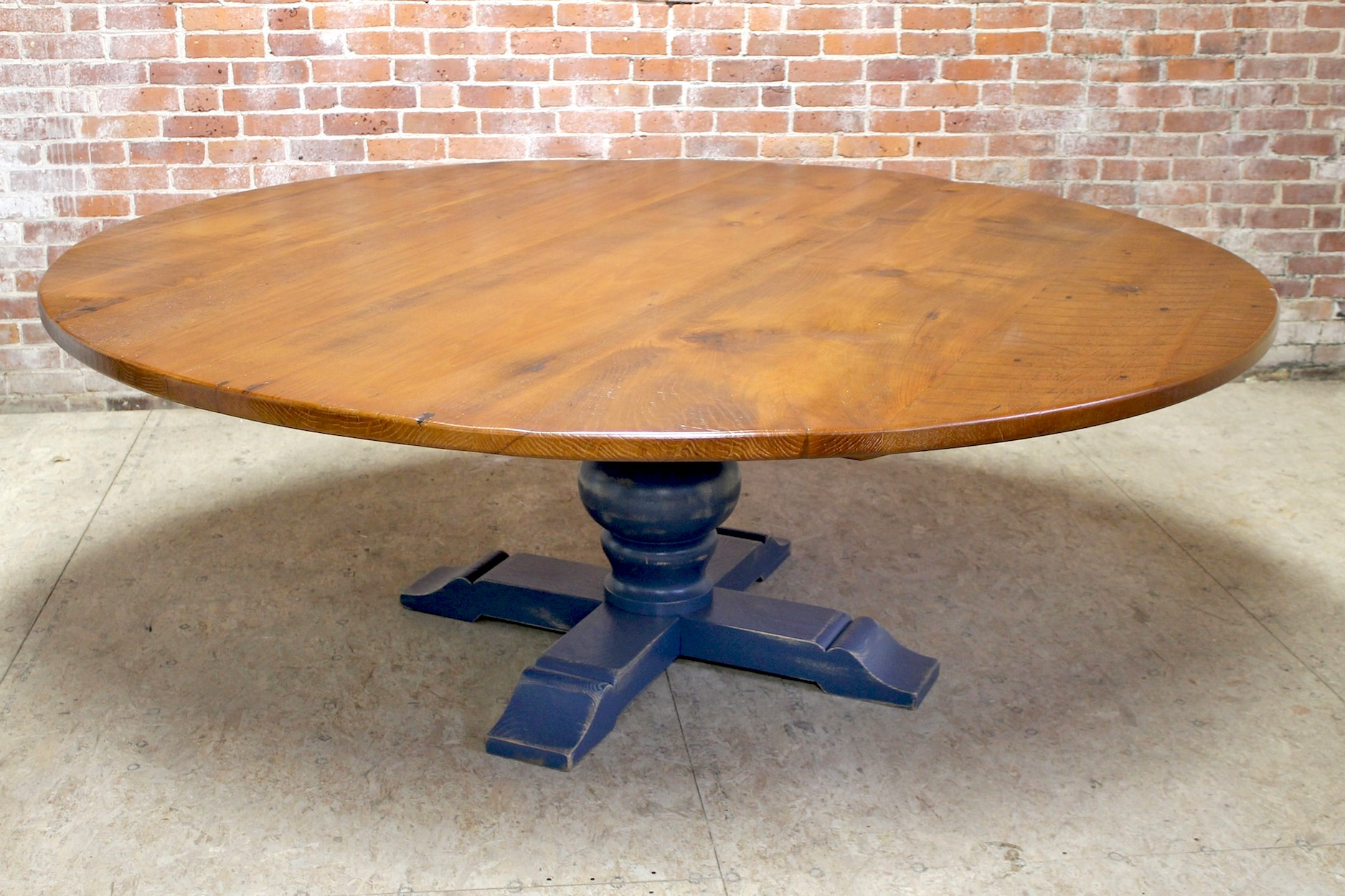 Round Wood Dining Table Leaf