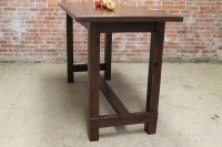 Farm Table in Bar Height - ECustomFinishes