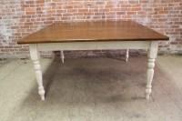 Classic Square Farm Table - ECustomFinishes