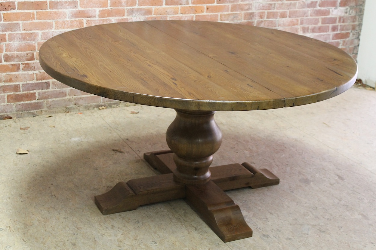 Round Dining Table Leaf
