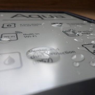 PocketBook Aqua – czytnik odporny na wodę i kurz