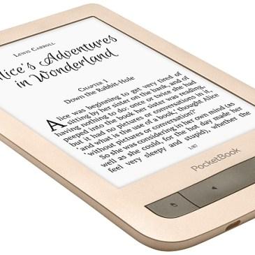 Złota edycja PocketBook Touch Lux 3 z okazji dziesięciolecia PocketBook