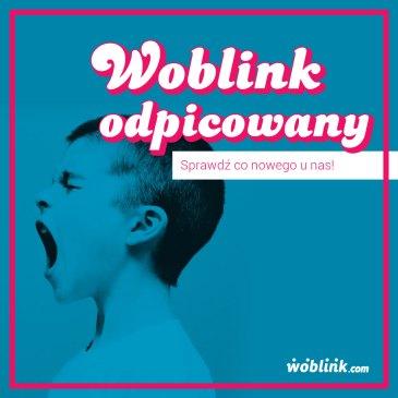 """""""Woblink odpicowany"""", czyli nowe ułatwienia w zakupach ebooków"""
