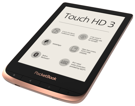 PocketBook Touch HD 3 - prezentacja