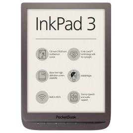 PocketBook InkPad 3 [brązowy]
