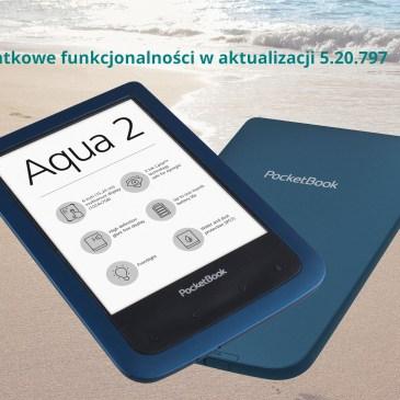Aktualizacja PocketBook Aqua 2 – 5.20.797
