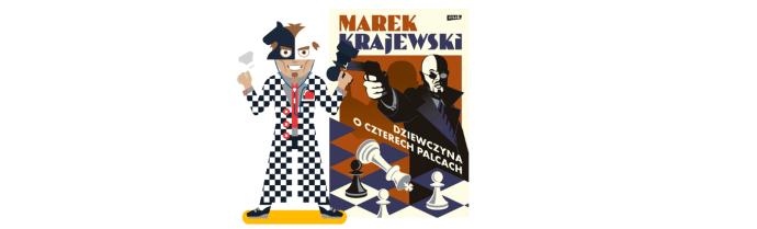 """""""Dziewczyna o czterech palcach"""" – Marek Krajewski"""