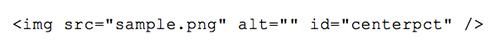 HTML-Center-4