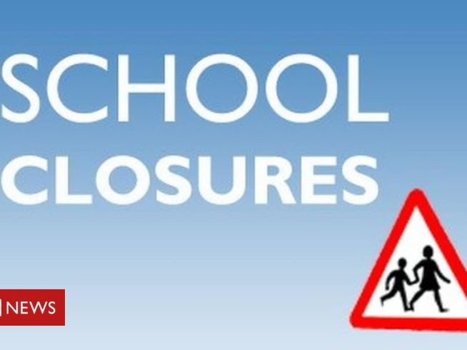 covid-19 government announce school closures 2020