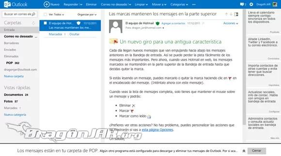 Hotmail Hotmail.com ahora es Outlook.com
