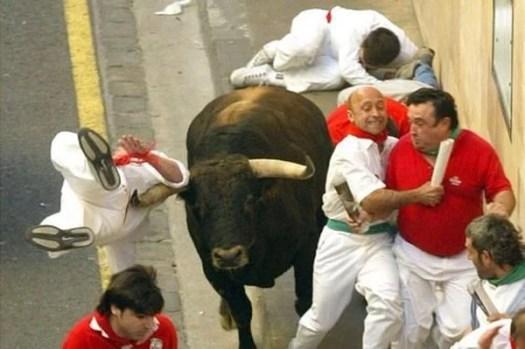 The Corrida in Spain