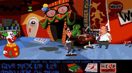 day of the tentacle dia tentáculo aventura gráfica