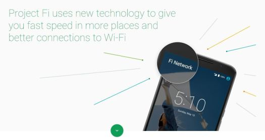 redes Project Fi