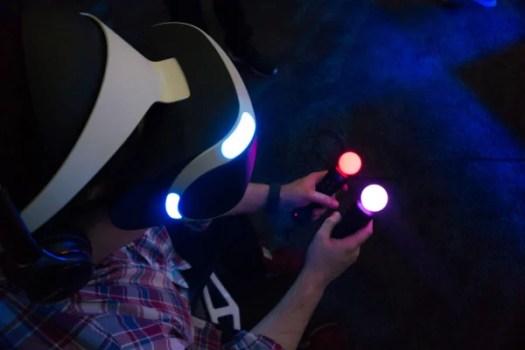 Probamos Project Morpheus, el futuro de los videjuegos