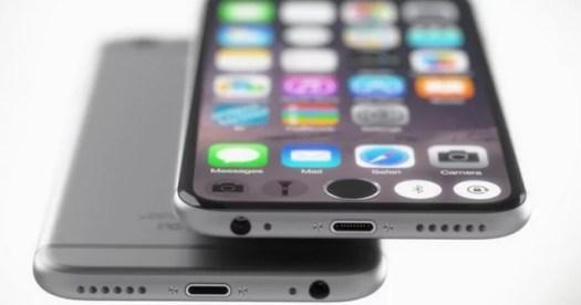 El iPhone 7 contaría con 3GB de RAM y sería resistente al agua.