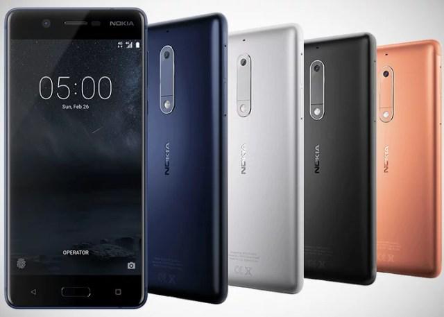 Nokia 5 oficial destacada