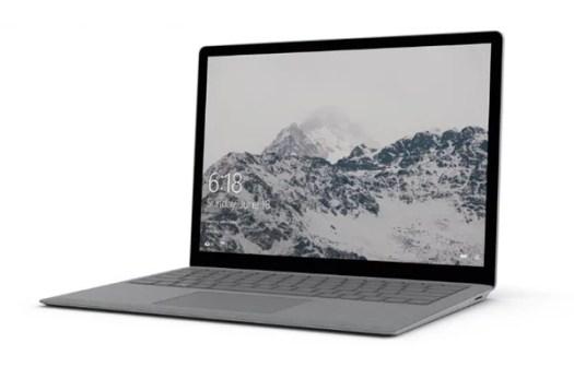 Surface Laptop, el portátil de Microsoft para conquistar a los universitarios