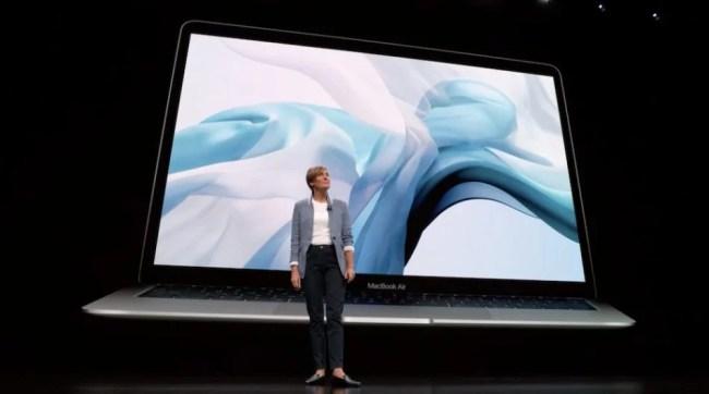 macbook air 2018 retina