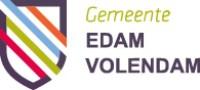Afbeeldingsresultaat voor logo gemeente edam volendam