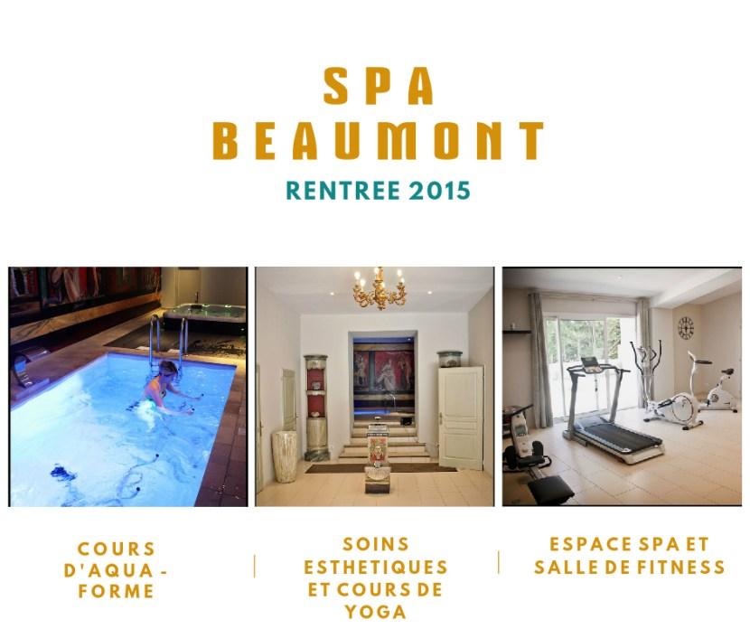 Spa Beaumont, Domaine debeaumont
