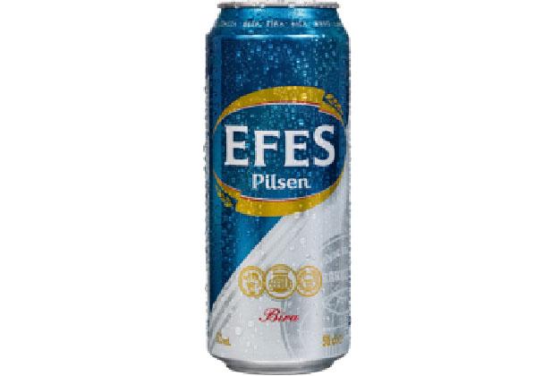 Efes Beer Cans 24×50 Cl