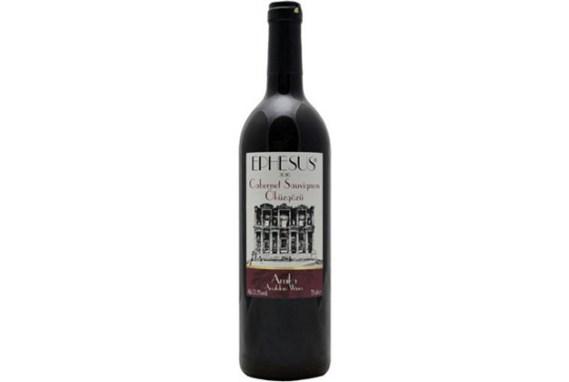 Ephesus Red Wine 6x75cl