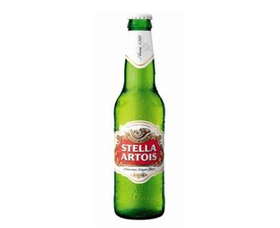 Stella Beer Bottle 24X330Ml