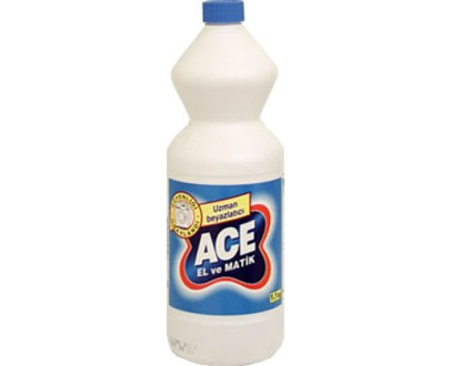 Ace Bleach Plain 18X1L