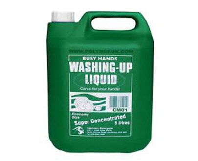 Capricorn Busy Super Washing Liquid 4X5L