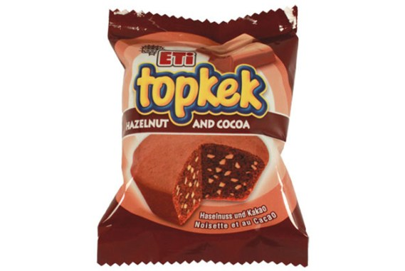 2261300 Eti Topkek Hazelnut Cocoa 24X35Gr