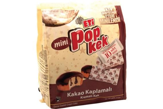 2064600 Eti Popkek Mini W.Cocoa10X144Gr